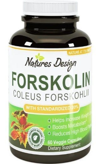 Nature's Design Forskolin Extract