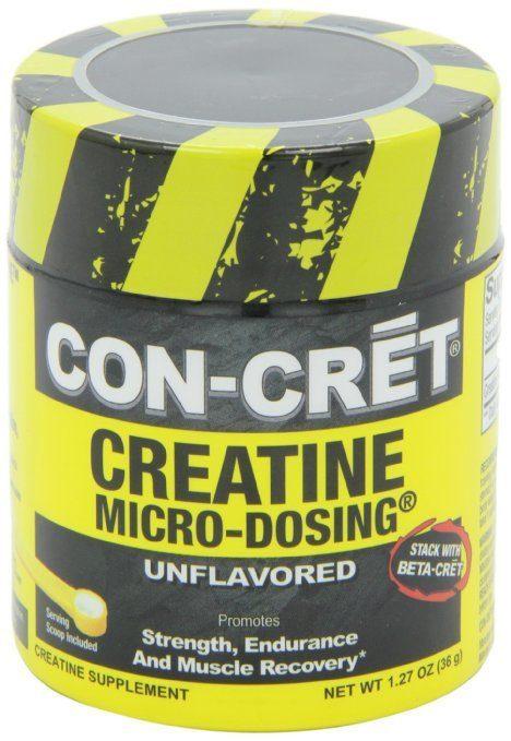 CON-CRET Creatine HCL