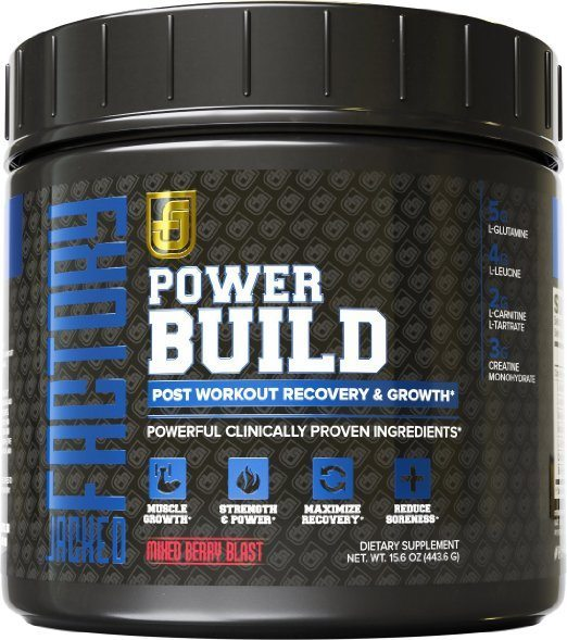 Jacked Factory POWERBUILD