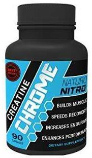 Naturo Nitro Creatine Chrome with Magnapower