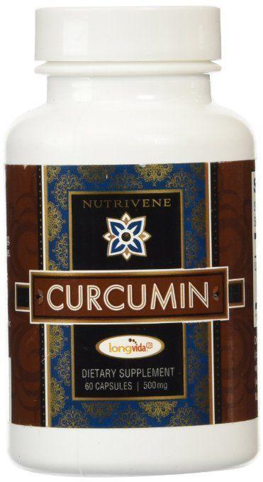 Curcumin, LongvitaTM by Nutrivene