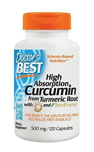Doctors Best Curcumin C3 Complex with BioPerine