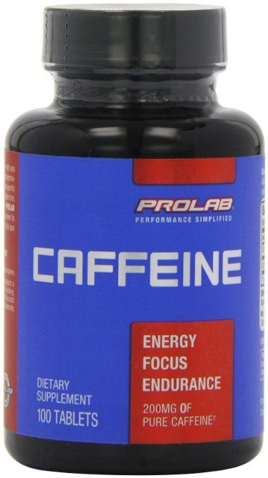 ProLab Caffeine Maximum Potency