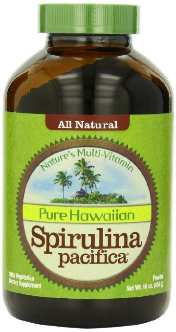 Nutrex Hawaiian Spirulina Pacifica Powder