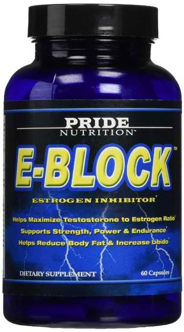 Pride Nutrition E-Block Estrogen Inhibitor