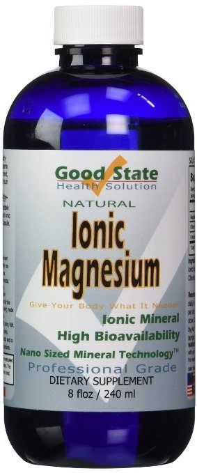 Good State Liquid Ionic Minerals Magnesium
