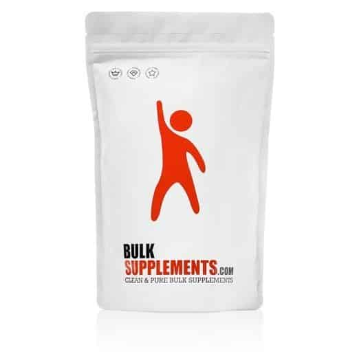 BulkSupplements Pure D-Aspartic Acid (DAA) Powder