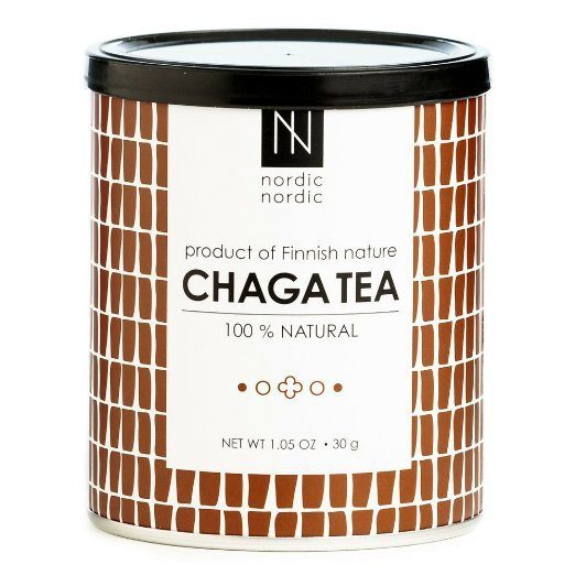 NordicNordic - Hand Picked Chaga Mushroom Tea