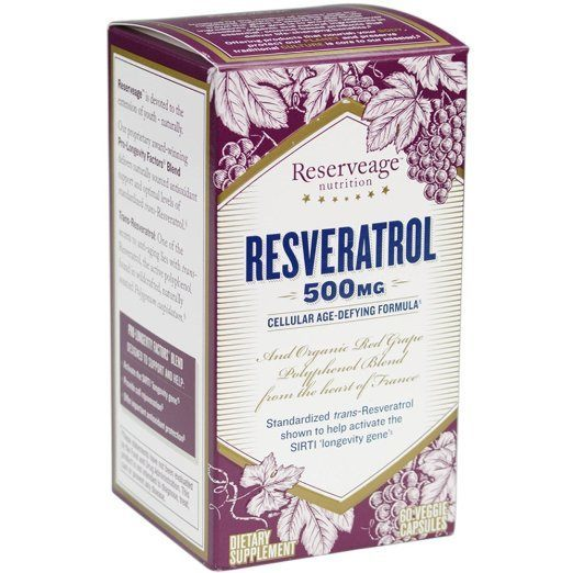 Japanese Knotweed Supplement - Reserveage - Resveratrol