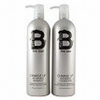 TIGI Bead Head for Men Charge UP Thickening Shampoo & Conditioner Duo