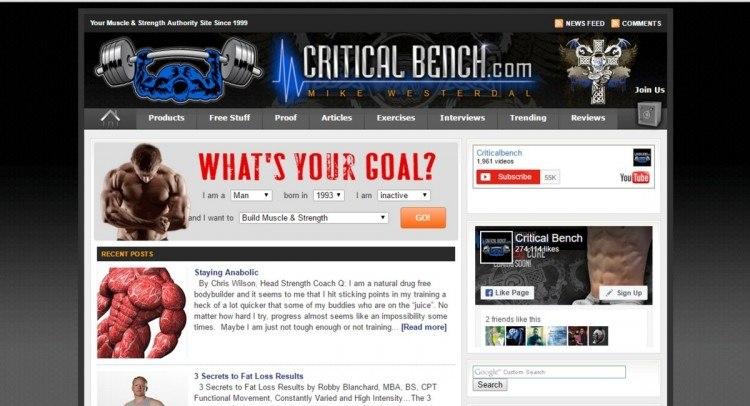 Critical Bench