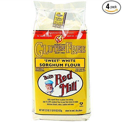 Bobs Red Mill Gluten Free Sorghum Flour
