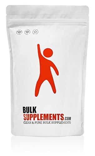 BulkSupplements Pure Micronized Creatine Monohydrate Powder