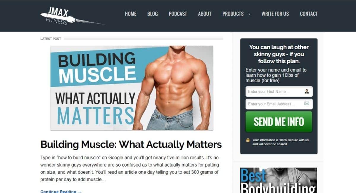 JMax Fitness