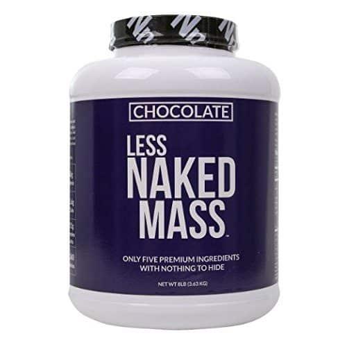 CHOCOLATE LESS NAKED MASS