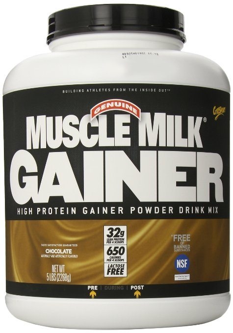Cytosport Muscle Milk Gainer Supplement