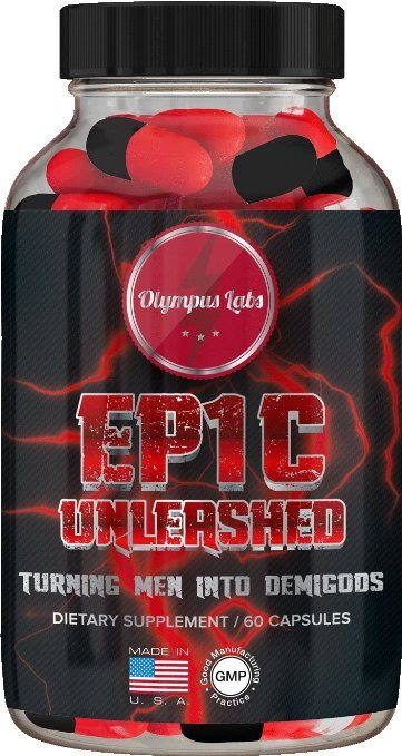 EP1C Unleashed by Olympus Labs