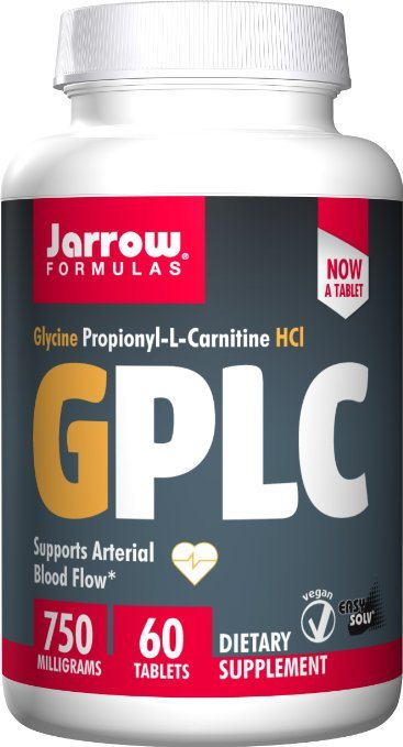 Jarrow Formulas GPLC, Supports Arterial Blood Flow