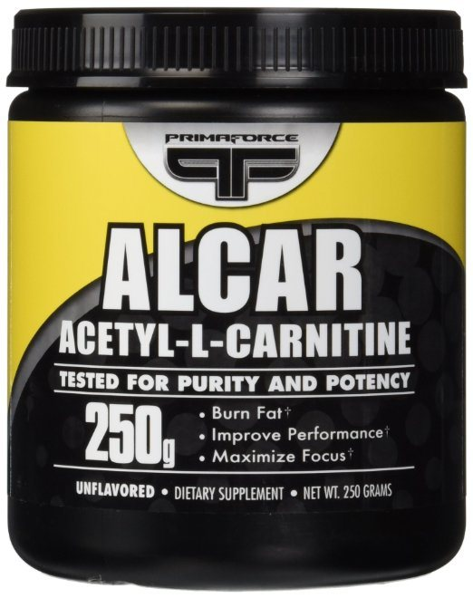 Primaforce, Alcar Acetyl-L-Carnitine Powder