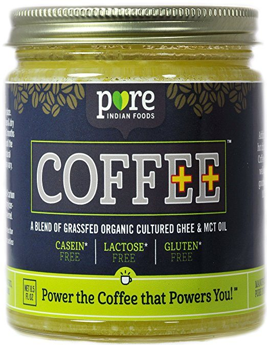 Coffee++ Paleo Butter Coffee Creamer - Best Low Carb Coffee Creamers