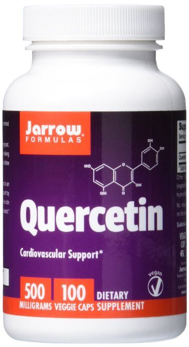 Jarrow Formulas Quercetin, Cardiovascular Support - Natural Vasodilators