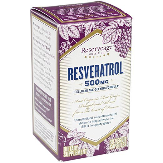 Reserveage - Resveratrol - Natural Vasodilators
