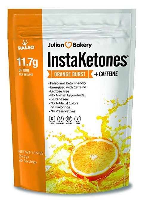 InstaKetones® +Organic Caffeine