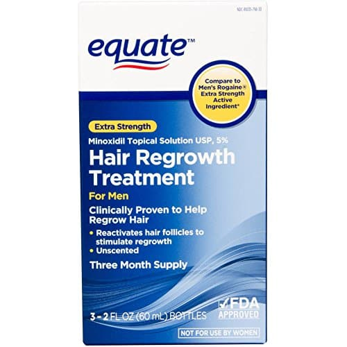 Equate - Hair Regrowth Treatment