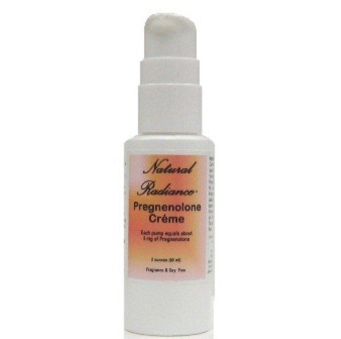 Natural Radiance Pregnenolone Creme