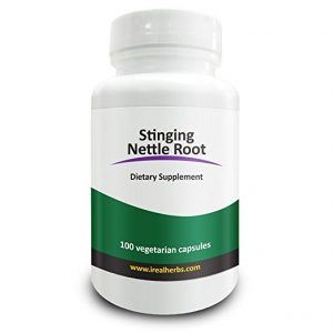 Real Herbs Stinging Nettle Root Extract