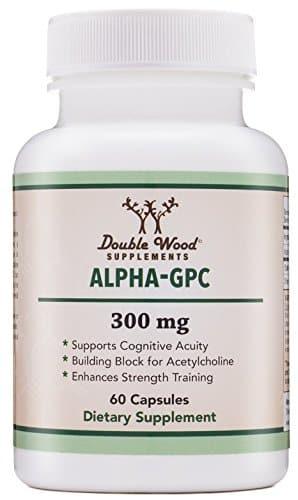 Alpha GPC Choline Supplement
