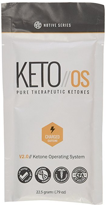 Ketos OS Pruvit Pure Therapeutic Ketones