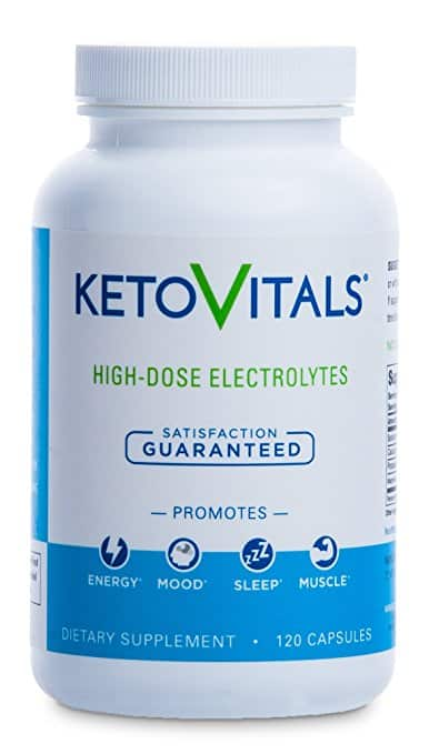6 Best Keto Vitamins Powerful Supplements For A Healthier