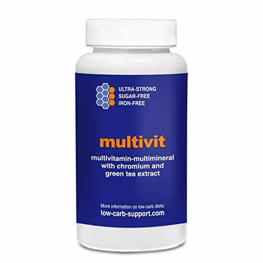 Low Carb Diet Multivitamin