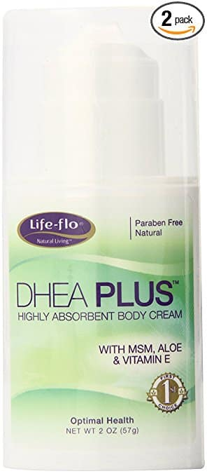 Life-Flo DHEA PLUS Cream