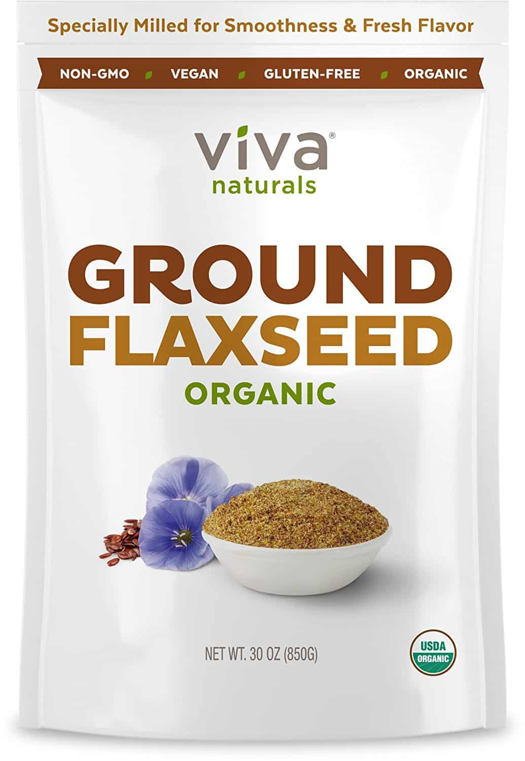 Whole Foods Flax Seed Price