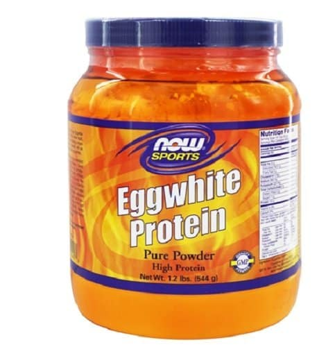 NOW Foods Eggwhite Protein Powder