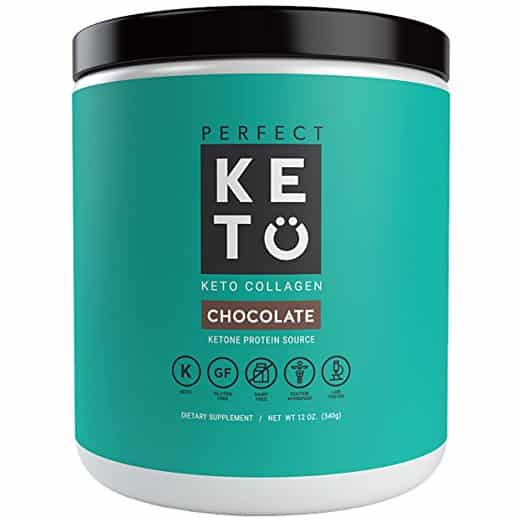 Perfect Keto, Keto Collagen Protein Powder