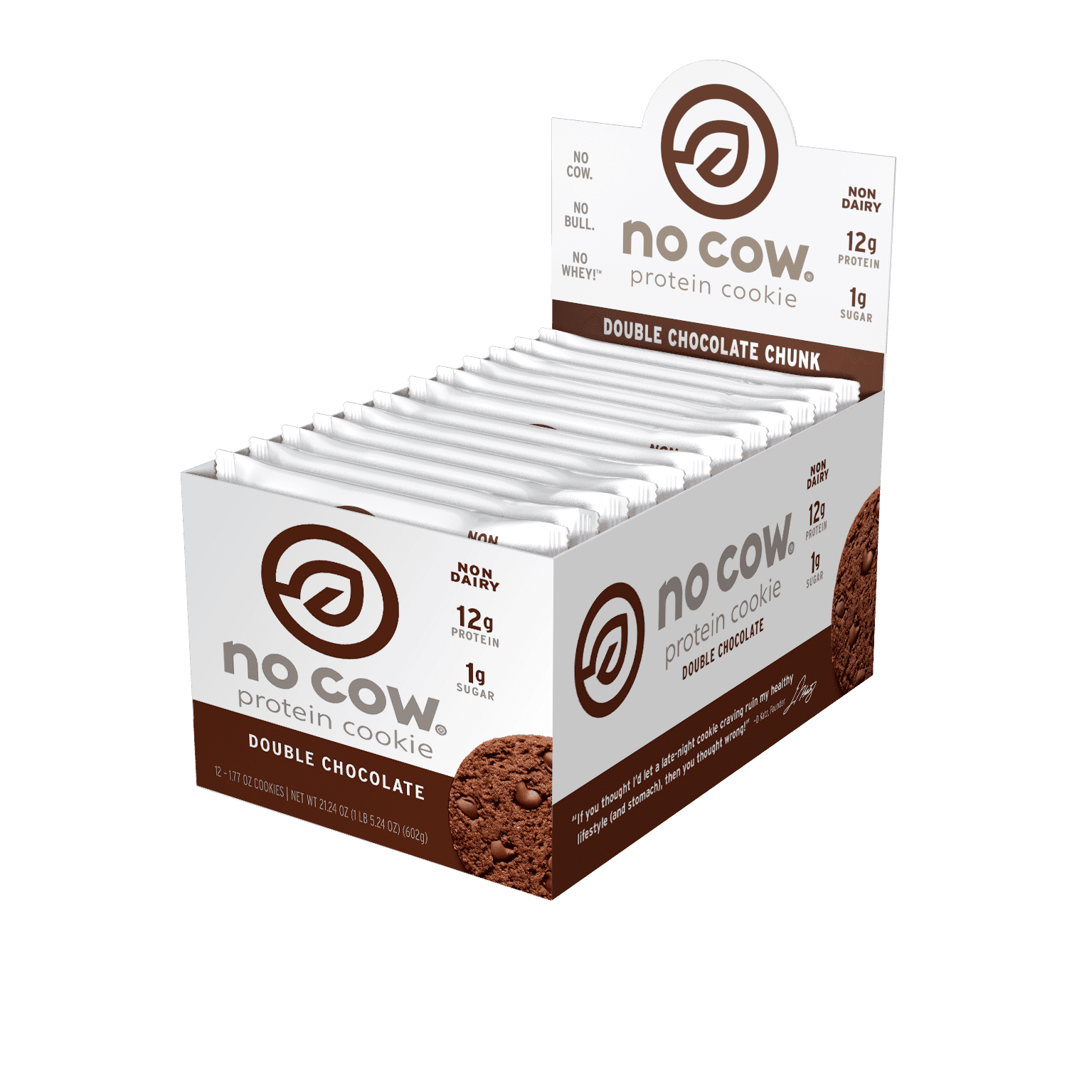 Best Low Carb Protein Bars for Keto - D's Natural No Cow