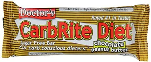 Best Low Carb Protein Bars for Keto - Universal Nutrition Doctor's CarbRite Diet