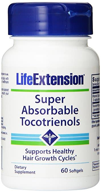 Life Extension Super Absorbable Tocotrienols