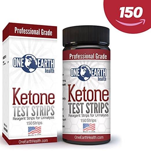 One Earth Health Ketone Test Strips