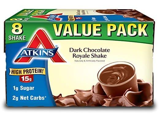 Dark Chocolate Royale Shake