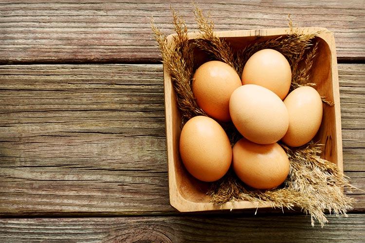 Keto friendly snacks eggs